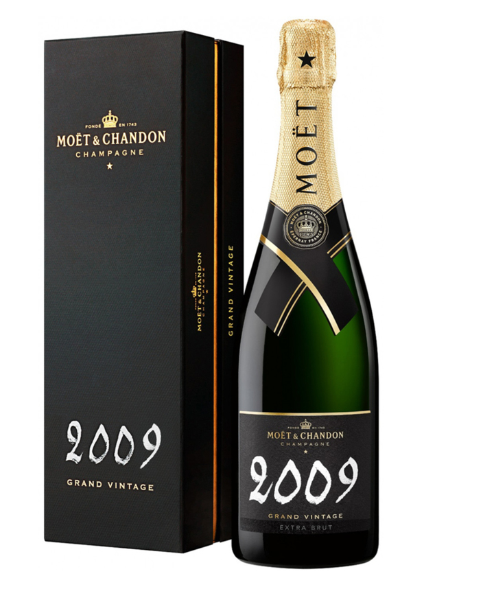 Moët & Chandon: Grand Vintage 2012 Giftbox 0,75 l