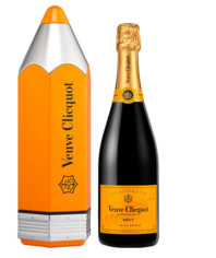 Veuve Clicquot: Brut Pencil 0,75 l