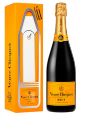 Veuve Clicquot: Brut Magnet Message 0,75 l