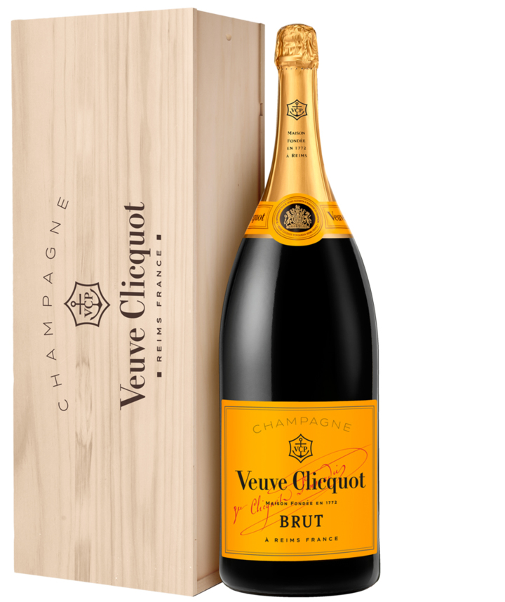 Veuve Clicquot: Brut Methuselah 6 l