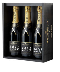 Moët & Chandon: Grand Vintage Collection 1988-2008