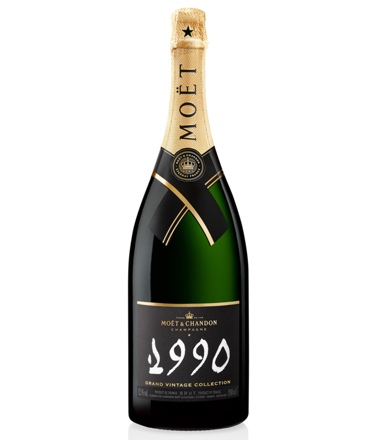 Moët & Chandon: Grand Vintage 1990 Magnum 1,5 l