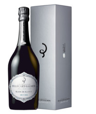 Billecart-Salmon: Blanc de Blancs 1999 Giftbox 0,75 l