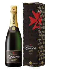 Lanson: Black Label Brut 0,75 l