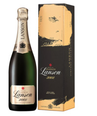Lanson: Gold Label Brut 2008 0,75 l