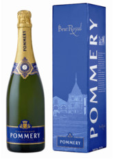 Pommery: Brut Royal Giftbox 0,75 l