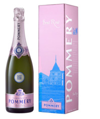 Pommery: Brut Rosé Giftbox 0,75 l