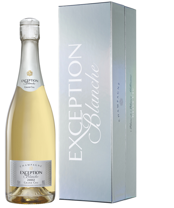 Mailly: Exception Blanche 2007 Giftbox 0,75 l