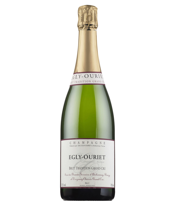 Egly-Ouriet: Brut Tradition Grand Cru 0,75 l