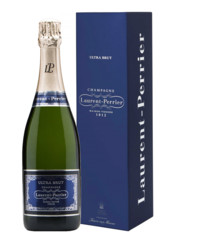 Laurent-Perrier: Ultra Brut Giftbox 0,75 l