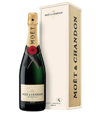 Moët & Chandon: Brut Metal Giftbox 0,75 l