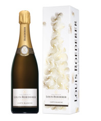Louis Roederer: Carte Blanche Giftbox 0,75 l