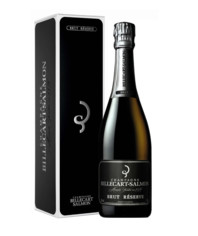 Billecart-Salmon: Brut Réserve Giftbox 0,75 l