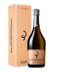 Billecart-Salmon: Brut Rosé Giftbox 0,75 l