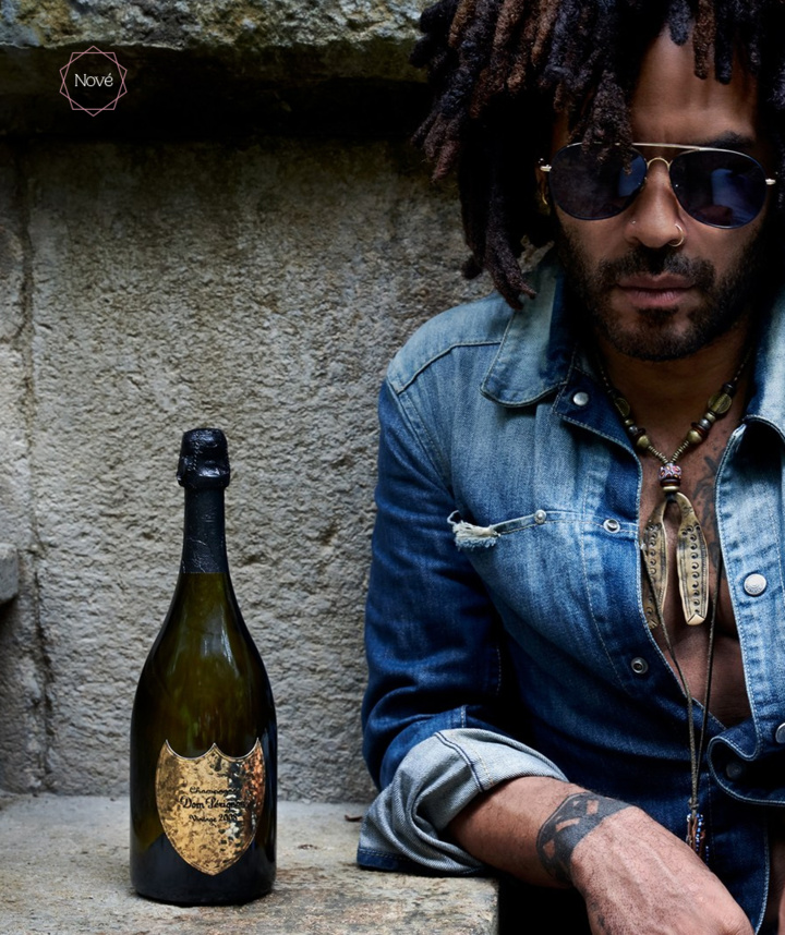 Dom Pérignon Limited Edition by Lenny Kravitz
